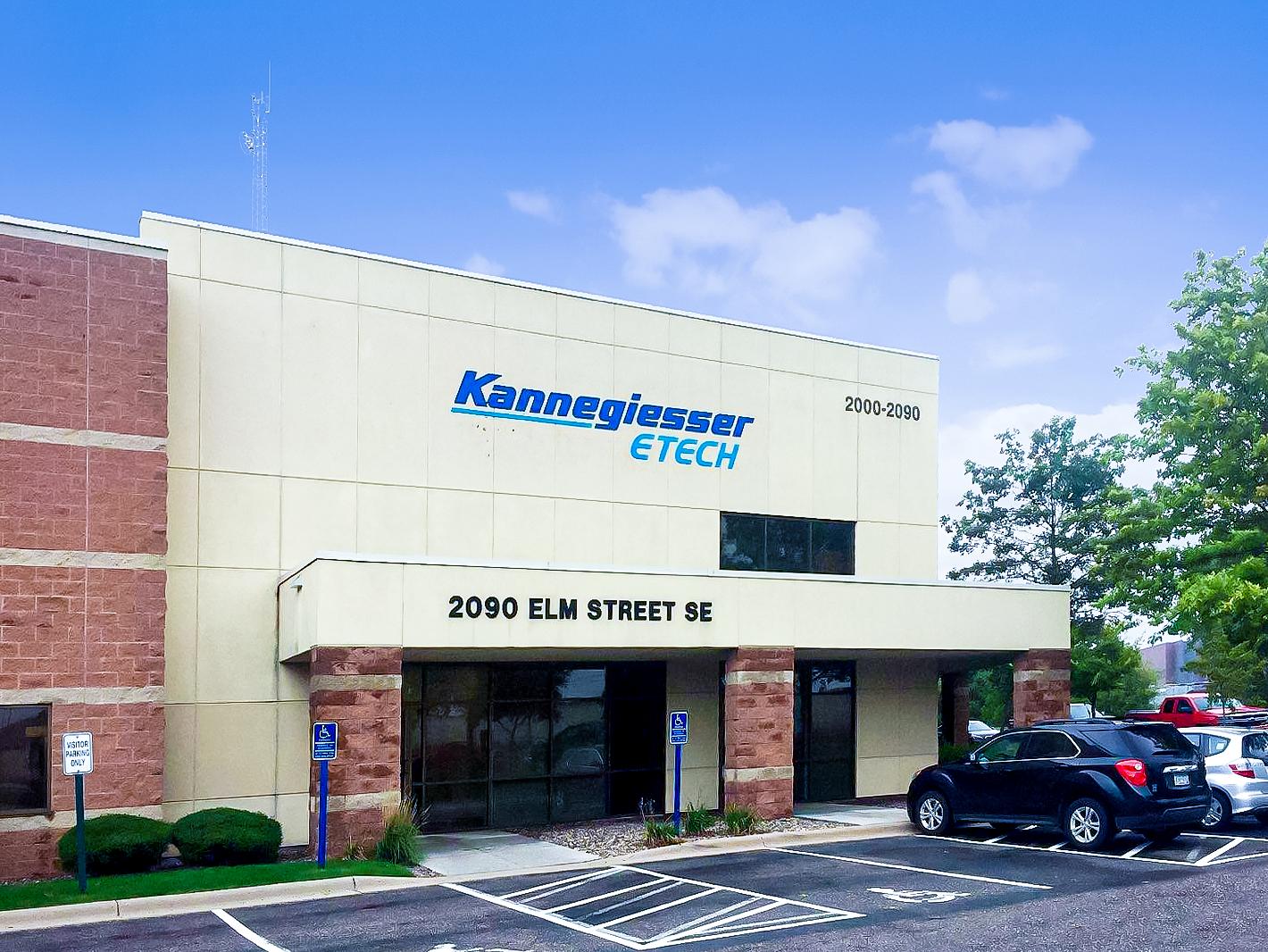 Kannegiesser USA zawarła umowę zakupu E-Tech, Inc. z Minneapolis